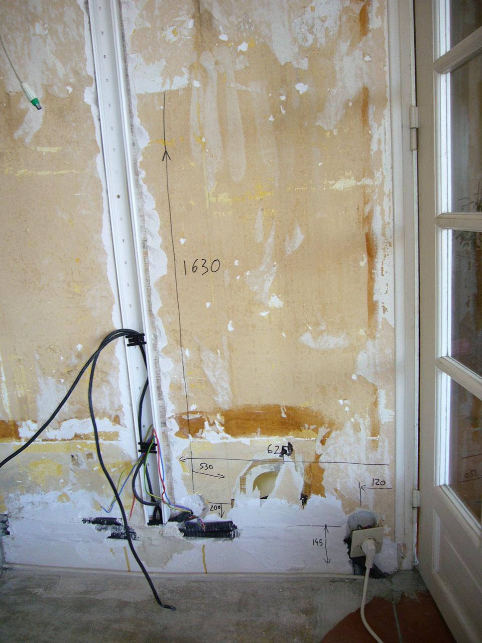 r novation d 39 une maison en seine et marne d cembre 2011. Black Bedroom Furniture Sets. Home Design Ideas