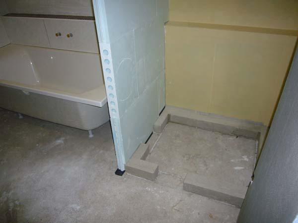Mon projet de salle de bain complet 305 messages page 7 - Monter une baignoire ...