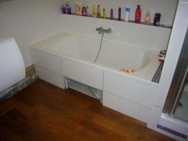 Mon projet de salle de bain complet 305 messages page 16 Trappe de visite pour baignoire