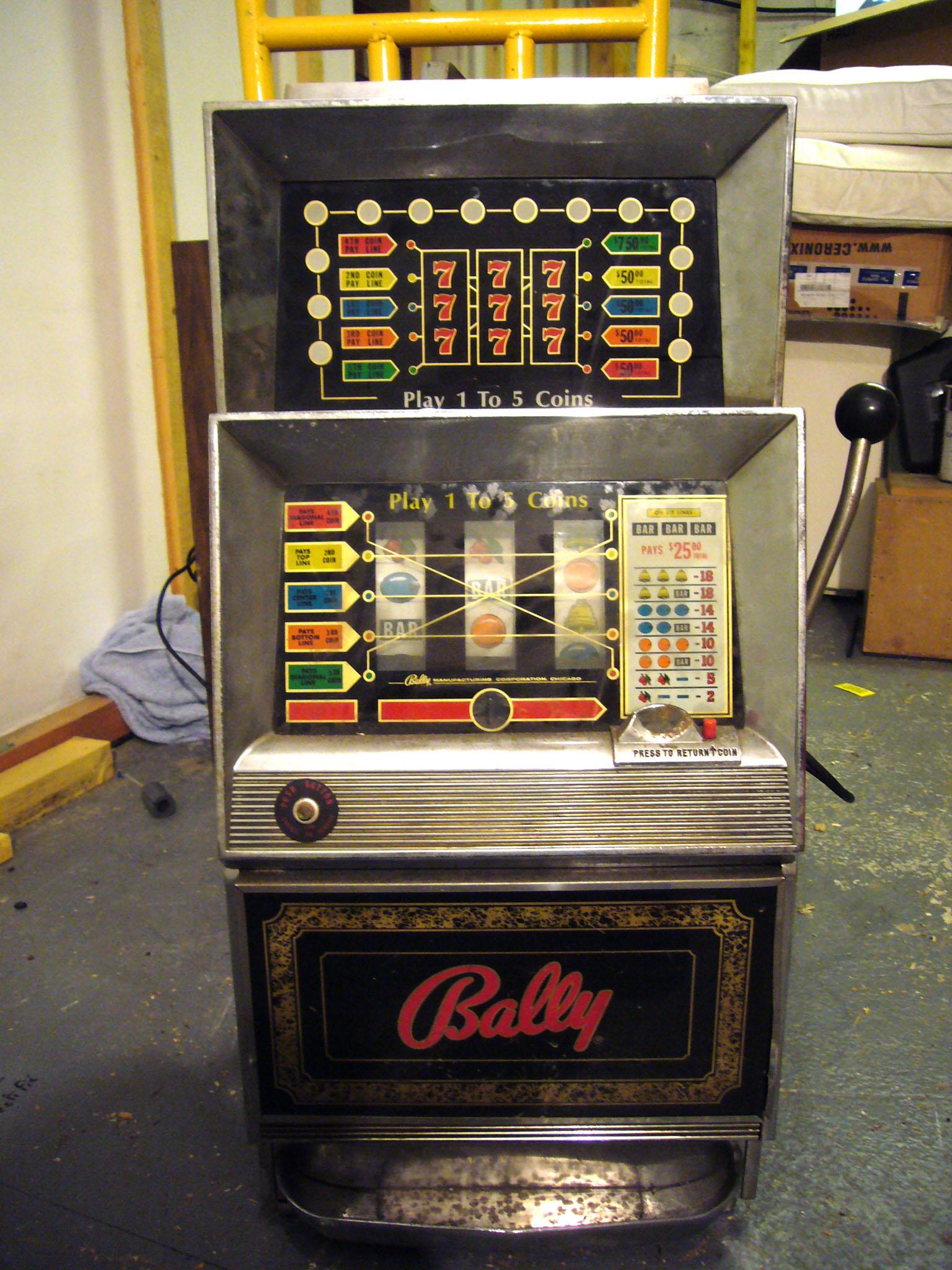 Slotmachine Kopen