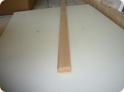 barre à battement fabriquer ses volets battant en bois