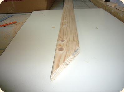 barre à z fabriquer ses volets battant en bois