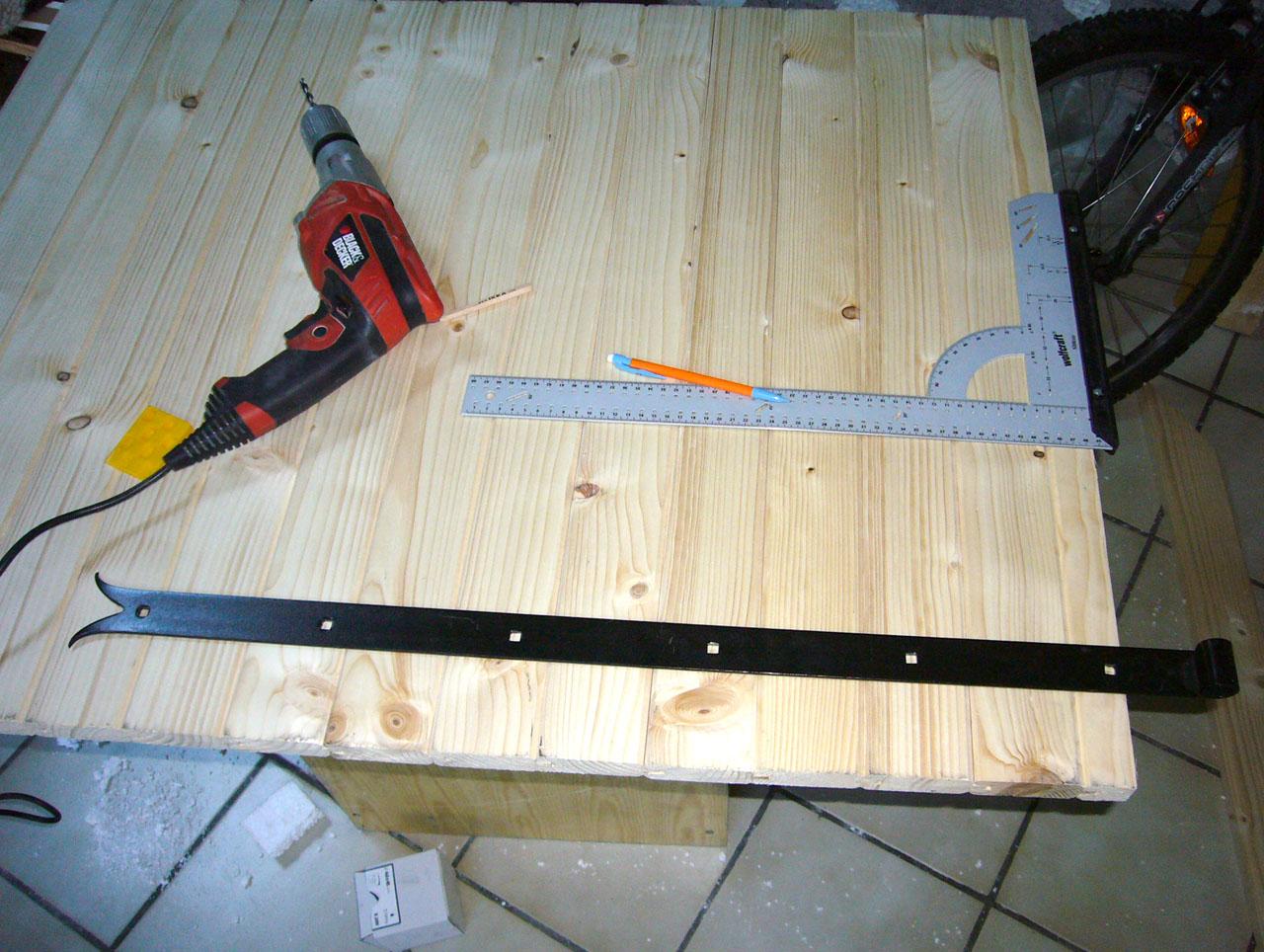 Comment faire un volet en bois ancien volet roulant bois avec attache tablier with comment - Fabriquer un caisson en bois ...
