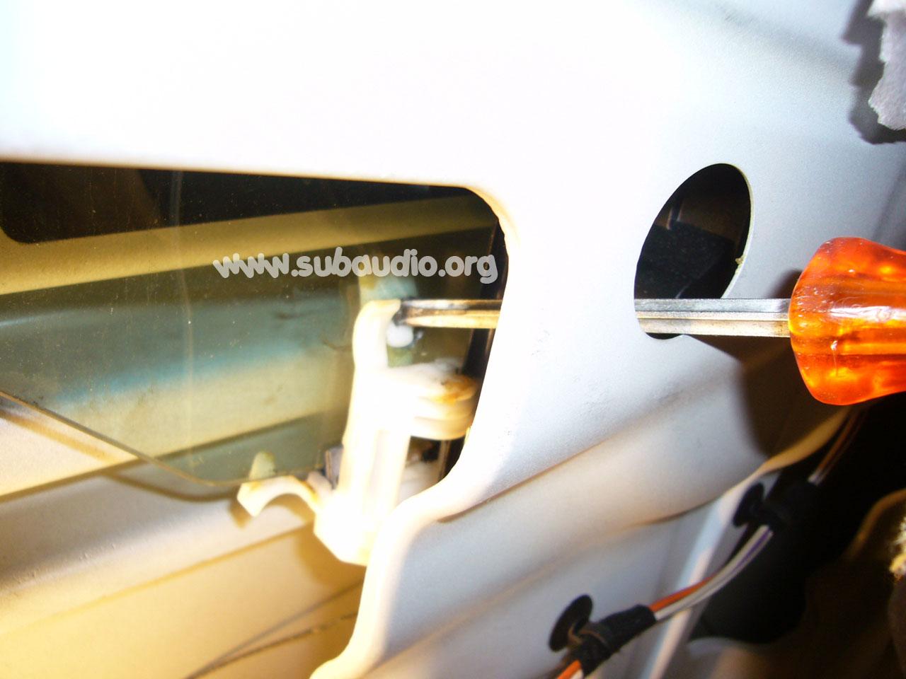 2* Clip de Reparation Leve Vitre Pour Fiat 500 Avant Droit ET Avant Gauche